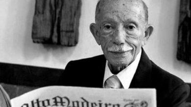Photo of Luizinho Goebel emite nota de pesar pelo falecimento do jornalista Euro Tourinho