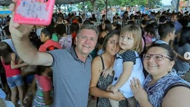 Photo of Luizinho Goebel comemorou o aniversário dos  42 anos de Vilhena