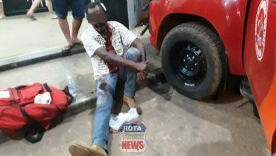 Photo of Homem de 53 anos é agredido a pauladas e foge para não ser morto no São José
