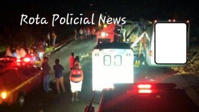 Photo of Várias vítimas chegam ao HR após colisão na BR e 4 mortes já confirmadas