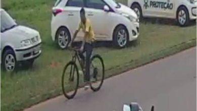 Photo of Bicicleta é furtada e câmeras flagram ação de suspeito em Vilhena