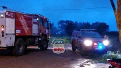 Photo of Urgente: incêndio em residência é registrado no setor 12, bairro Jardim Araucária em Vilhena