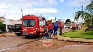 Photo of Dois acidentes foram registrados até às 16 horas desta sexta-feira