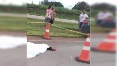Foto de Jovem atropelado ao tentar socorrer vítimas de grave acidente em Goiás sonhava em ser da PRF