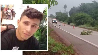 Photo of Jovem é encontrado morto e com crânio esmagado na RO-387 em Pimenta Bueno