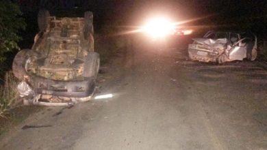 Photo of Grave acidente entre dois carros é registrado na RO 133
