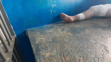 Photo of Baleado na perna em frente a casa noturna de Vilhena, servidor público é preso com munições e drogas
