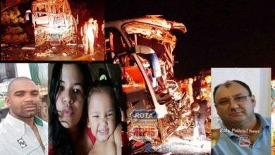Photo of Saiu no Fantástico: acidente que matou 06 e deixou 26 feridos repercute nacionalmente. Motorista sonhou com acidente