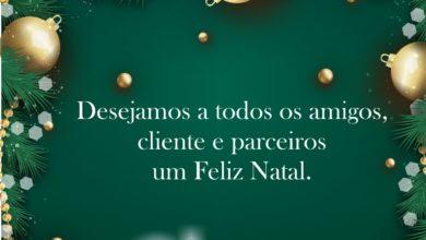 Photo of Roberta Rossi deseja um Feliz Natal e um Próspero Ano Novo