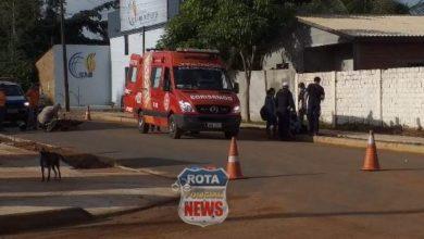 Photo of Colisão  é registrada em Vilhena e uma pessoa fica ferida