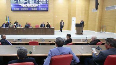 Foto de Goebel e demais deputados da Assembleia Legislativa aprovaram Orçamento do Estado, de R$ 8,5 bilhões, para 2020