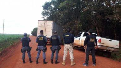 Photo of Polícia Federal e PM apreendem 300 quilos de cocaína que seriam levadas de cidade vizinha para Goiás