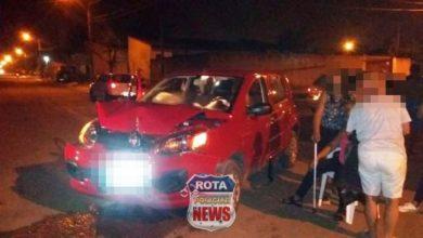 Photo of Idosa atinge muro ao desviar de veículo que entrou em sua frente e é hospitalizada