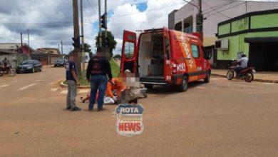 Photo of Dois acidentes foram registrados nesta manhã de quarta-feira em Vilhena