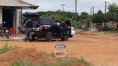 Photo of Núcleo de Inteligência e PATAMO prendem suspeitos de tráfico de drogas no Cidade Jardim