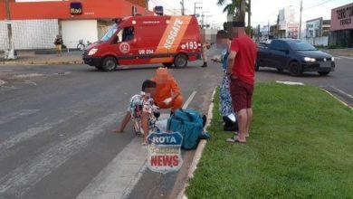 Photo of Motorista provoca acidente ao convergir em local proibido em Vilhena