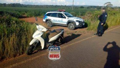 Photo of PM de Cerejeiras prende dupla e recupera Biz roubada ao lado da Fuck em Vilhena