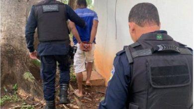 Foto de Polícia Militar age rápido e prende suspeito de praticar homicídio a pauladas