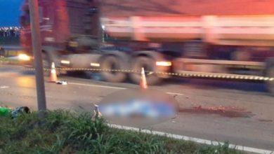 Photo of Mulher sofre queda de moto e morre atropelada por caminhão em Sorriso MT