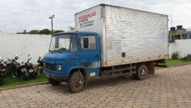 Foto de JARU: Caminhão é furtado e, após perseguição, é recuperado pela Polícia Militar