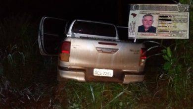 Photo of Em cidade da região, fazendeiro é encontrado morto e amarrado dentro de uma camionete