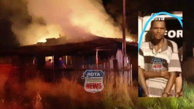 """Photo of Residência onde ocorreu homicídio e acabou incendiada seria usada como """"boca de fumo"""""""