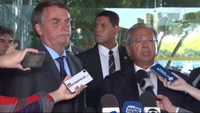 Photo of Bolsonaro anuncia novo reajuste, e salário mínimo passará de R$ 1.039 para R$ 1.045 em fevereiro
