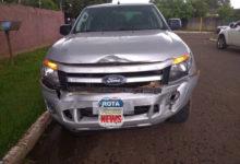 Photo of Motorista avança preferencial e acaba atingido por camionete no Jardim Eldorado