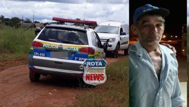 Foto de Populares encontram corpo de homem com perfuração de tiro no peito na área rural de Vilhena