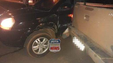 Photo of Indígena provoca acidente com danos materiais na BR-174