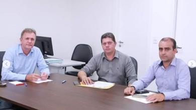 Photo of Luizinho Goebel tem mais um dia produtivo na capital do Estado