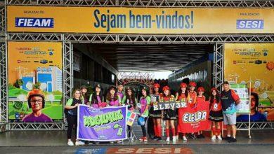 Photo of Alunos da Escola SESI de Vilhena conquistam Torneio Regional de Robótica em Manaus e se classificam para o Nacional