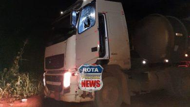Photo of Carretas são danificadas durante tentativa de furto na capital