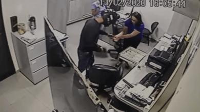 Photo of Empresa é alvo de assaltantes em Vilhena e câmeras de segurança flagram toda a ação