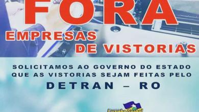 Foto de Luizinho Goebel pede o fim das empresas de vistoria em Rondônia