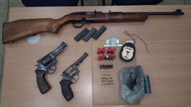 Photo of Polícia Civil apreende armas e munições no residencial União