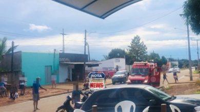 Photo of Urgente: mulher é esfaqueada por desafeto na Cohabinha em Vilhena