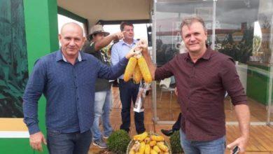 Photo of Goebel visita o Show Rural Coopavel e convida expositores para conhecerem Feira de Exposições em Rondônia