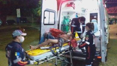 Photo of Ladrão é alvejado por dois disparos ao tentar roubar moto de PM em cidade da região