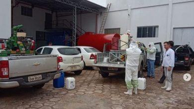 Foto de Goebel destaca a importância do Combate a Dengue em Vilhena