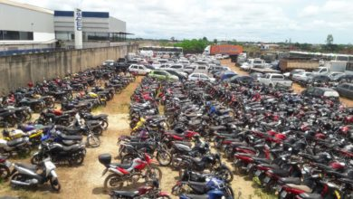 Foto de Em Rondônia, PRF realizará leilão de veículos no final do mês de abril