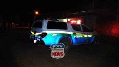 Foto de Casal sofre atentado a tiros no bairro Embratel em Vilhena