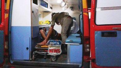 Foto de Homem é baleado duas vezes e esfaqueado em atentado no Cidade Jardim I em Vilhena