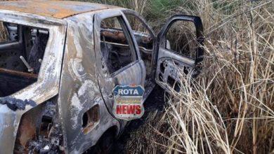 Photo of Ladrões incendeiam veículo roubado em Vilhena e Polícia Civil prende dois dos suspeitos