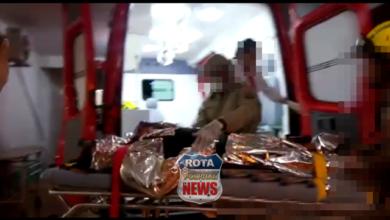 Photo of Urgente: mulher é atacada com facadas no bairro Barão do Melgaço I em Vilhena