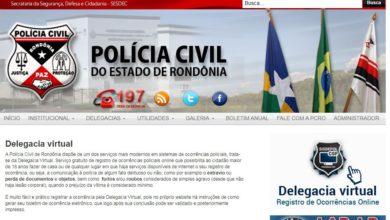 Photo of Polícia Judiciária Civil relembra a população que possui serviço de atendimento virtual