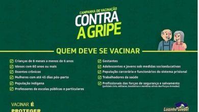 Photo of Luizinho Goebel alerta rondonieneses sobre a importância da vacinação contra a gripe