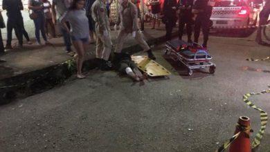 Photo of Acidente entre carro e moto deixa duas vítimas feridas e uma delas em estado grave