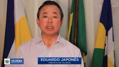 Photo of Em vídeo, prefeito declara estado de calamidade em Vilhena