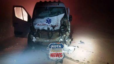 Photo of Motorista vilhenense tem carreta atingida por ambulância e enfermeira morre na BR-364